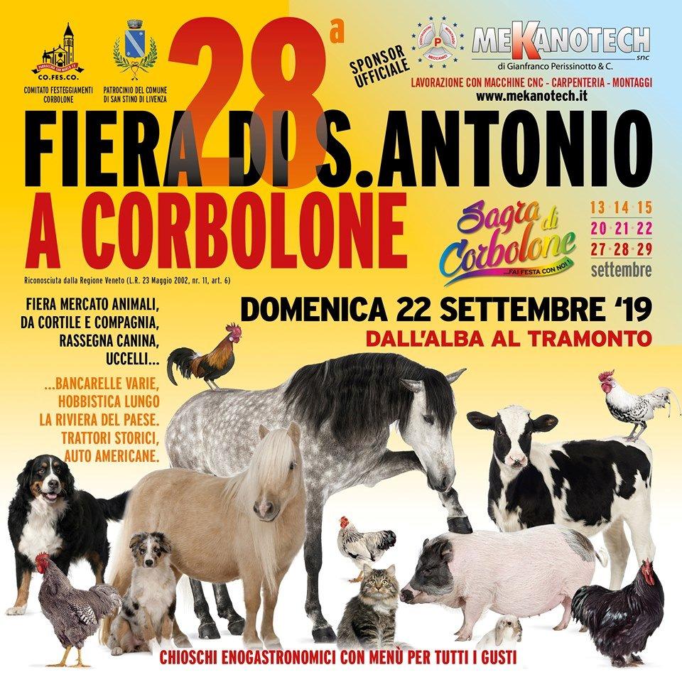 FIERA DI S. ANTONIO A CORBOLONE