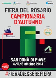 FIERA DEL ROSARIO - CAMPIONARIA D'AUTUNNO DI SAN DONA' DI PAIVE