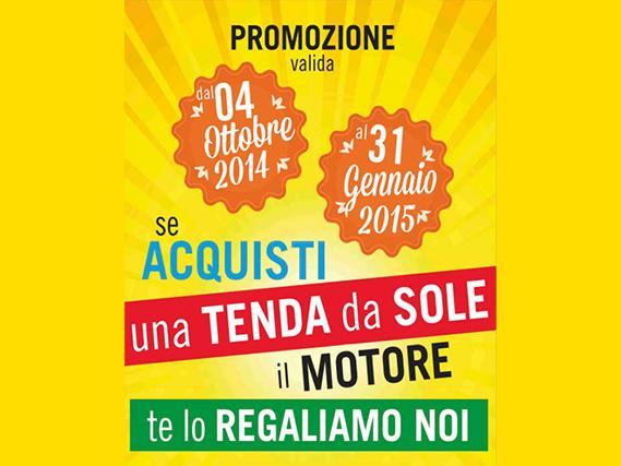 PROMOZIONE ARCOSOL dal 04 ottobre 2014 al 31 gennaio 2015