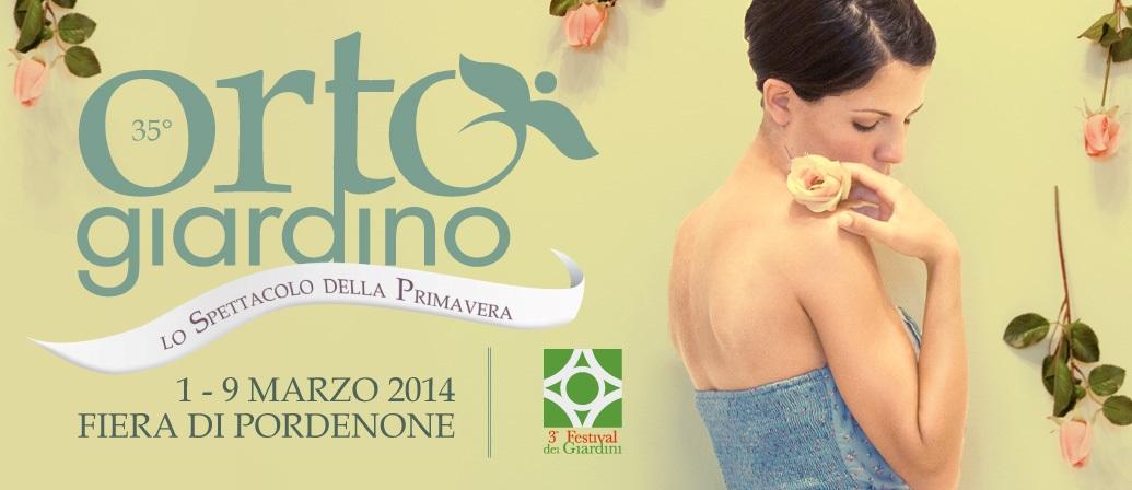 Arcosol alla 35° FIERA ORTO GIARDINO di Pordenone DAL 1-9 MARZO 2014