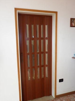 Arcosol Porte a soffietto mod 4